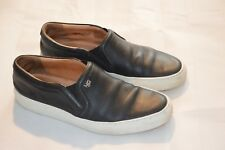 Givenchy HDG Black/White Leather Loafers Trainers Shoes Mens EU 41 UK7 / UK7.5