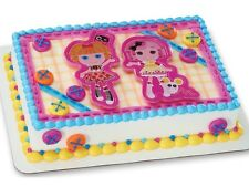 DECOPAC LALALOOPSY CAKE TOPPER KIT PARTY DECORATION SEW CUTE COOKIE CUTTERS
