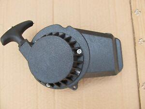 Minimoto pullstart Mini moto pull start Alloy metal