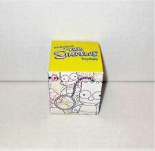 "Simpsons Keychain /""Grandpa Simpson/"" 3D Hartgummi 7cm"