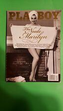 Playboy December 2012 Marilyn monroe