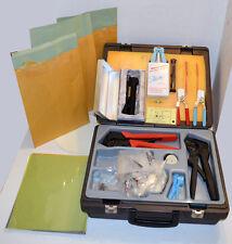 AMP LightCrimp XTC Combined Fiber Termination Kit 503330-1 / Supper Clean