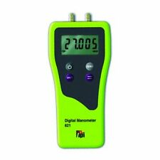 TPI 621 Dual Input Manometer, 0.001 inH2O resolution at less than 40 inH2O