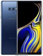 Samsung Galaxy Note 9 SM-N960 - 128GB - Ocean Blue (Unlocked) Smartphone