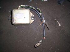 1979 CR125 Honda 79 CR 125 Elsinore  ignition box CDI    03/09