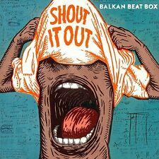 BALKAN BEAT BOX - SHOUT IT OUT   CD NEU