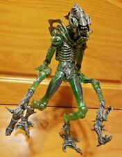 Broken NECA Aliens Mantis Alien Action Figure (No Tail)