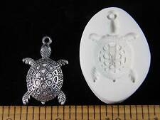 Turtle Polymer Clay Mold (#MD1238)
