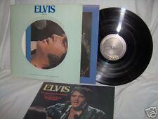 ELVIS PRESLEY -LEGENDARY PERFORMER VOLUME 2 WITH BOOK rock NM/VG+ LP