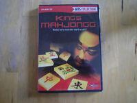 jeu pc cd-rom king's mahjongg