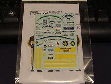 1/20 A. Senna Figure Decal Team Lotus *Tamiya/Fujimi
