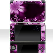 "Nintendo 3DS XL Skin "" MYSTERIOUS FLOWER "" Aufkleber Sticker 3DSXL"