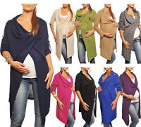 Maternity Cardigan Pregnancy Coat Wear Size 8 10 12 14 16 18 Top Cardi 9001/5