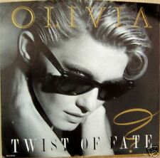 "Olivia Newton-John - TWIST OF FATE - Vinyl 7"" Single - NM [1983]"