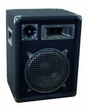 OMNITRONIC DX-1022 3-Wege Box, 400 W