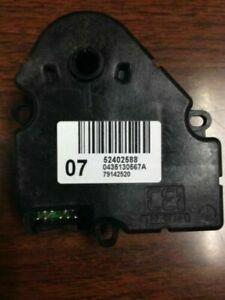 New OEM Bulk GM AC Delco Heater Blend Door Actuator 52402588 89018365 15-72971