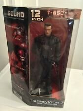 "McFarlane Toys 12"" T-850 Terminator with Sound (T3 Movie: Rise of The Machines)"