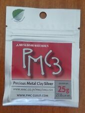 Mitsubishi Materials- PMC3 Precious Metal Silver 27.8g Clay / 25g Silver Weight