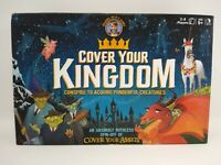 Grandpa Becks COVER YOUR KINGDOM Card Game UNPUNCHED Sealed Cards 2-8 Players