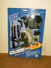 "G.I. JOE ( 12"" / 30cm ) HALL OF FAME - JUNGLE PATROL Mission gear set - 1993"