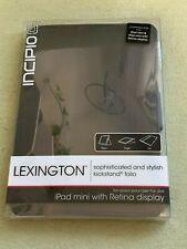 NEW Incipio Lexington Sophisticated Kickstand Folio iPad Mini Retina Display