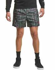 Men's Champion Life Shorts Nylon Print Modern Fit Pockets Lightweight Elastic