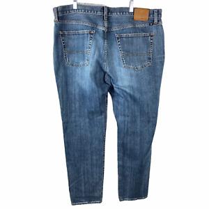 Lucky Brand 121 Heritage Slim Jeans Men Size 40x32 Button Fly Medium Wash Denim