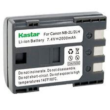 1x Kastar Battery for Canon NB-2L NB-2LH NB-2L12 NB-2L14 NB-2L24 BP-2L5 BP-2LH