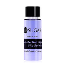 UR SUGAR 20ml Liquid Poly Builder Slip Solution Nail Art Acrylic Gel Extended