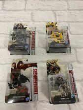 Transformer Legion Class Bumblebee Optimus Prime,Barricade,Grimlock Small Figure
