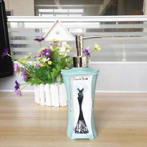 400ML Soap Dispenser Dispenser Detergent Liquid Soap Lotion Dispensers Resin