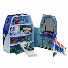 Takara Tomy Tomica Disney Motors Toy Story Buzz Light Year Space Ship Case Toys