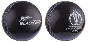 New Zealand Cricket Ball Black Caps Gray Nicolls Practice Pack Of 3 Balls - New
