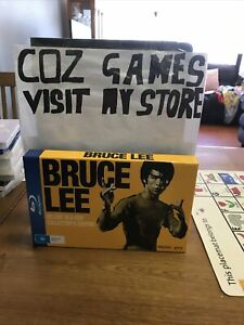 BRUCE LEE DELUXE BLU-RAY COLLECTOR'S EDITION AUSTRALIAN RELEASE FOUR MOVIES