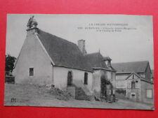 AUZANCES  :  Le Champ de Foire  -  La Chapelle Ste-Marguerite........VO.1915.