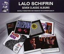 Lalo Schifrin: Seven Classic Albums 4-CD Dizzy Gillespie New Continent