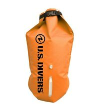 New listing Us Divers Towable Dry Bag Snorkling Open Water Swimming Squeeze Style Tow Line