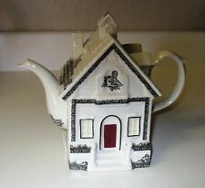 Johnson Brothers THE FRIENDLY VILLAGE Village House Teapot NIB