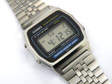 Gents Vintage Casio W-34 Digital Mens Watch Alarm - 50m