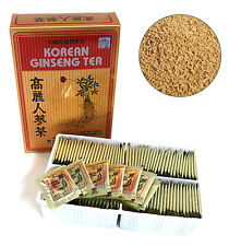 Korea Ginseng Extract Ginseng Root Tea For Anti-Stress Fatigue, ( 3g x 100pcs )