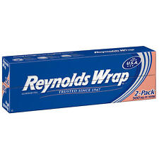2 Packs Reynolds Wrap 12
