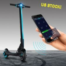 Electric scooter L8 Koowheel Bluetooth connectivity 18.7Mph Led Lights