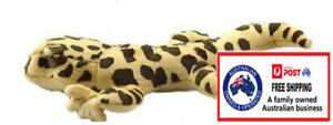 1 X PLUSH GECKO 27CM teddy gift soft toy stuffed animal reptile buddy christmas
