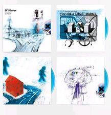 RADIOHEAD OK Computer OKNOTOK Limited Blue vinyl 3 LP SOLD OUT Thom Yorke NEW