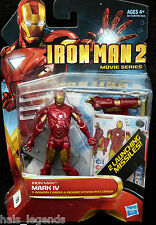 Marvel IRON MAN 2 MARK IV. No.09 Movie Series New! Avengers