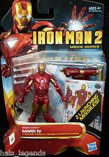 Marvel IRON MAN 2 MARK IV. No.09 Movie Series New! Avengers