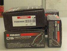 FERODO DS PERFORMANCE FRONT PADS suit FORD FALCON AU2 & AU3 FRONT BRAKES
