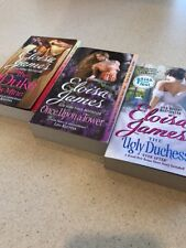 Eloisa James Once Upon a Tower, The Duke Is Mine, And The Ugly Duchess. Loc 17