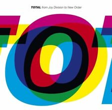 NEW ORDER / JOY DIVISION TOTAL THE BEST OF JOY DIVISION & NEW ORDER DOUBLE VINYL