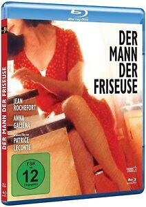 Der Mann der Friseuse [Blu-ray/NEU/OVP] Liebesfilm von Patrice Leconte